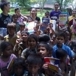 Compassionate Young Leaders Literacy and Ethics Education Work in Slums of India