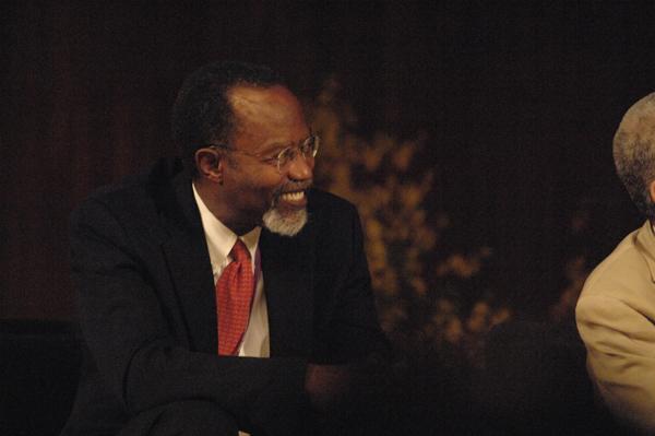 MIT Chancellor Phillip Clay