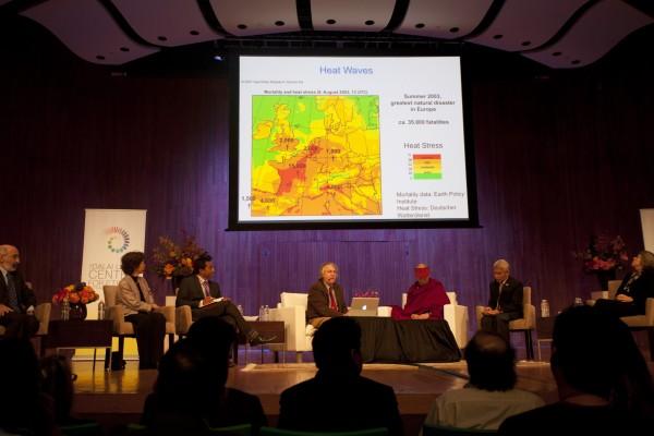 Keri Emanuel (MIT) on Climate Change