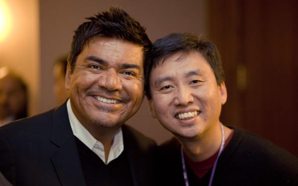 George Lopez & Meng Chade Tan