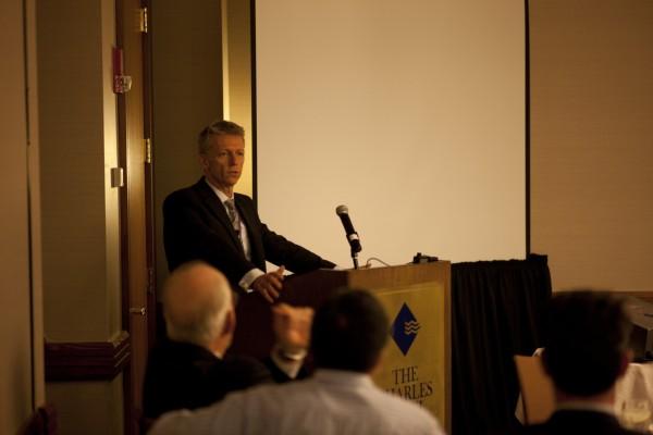 James Orbinski (Médecins Sans Frontières), Keynote Speaker