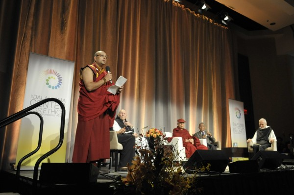 Venerable Tenzin Priyadarshi- Closing Remarks