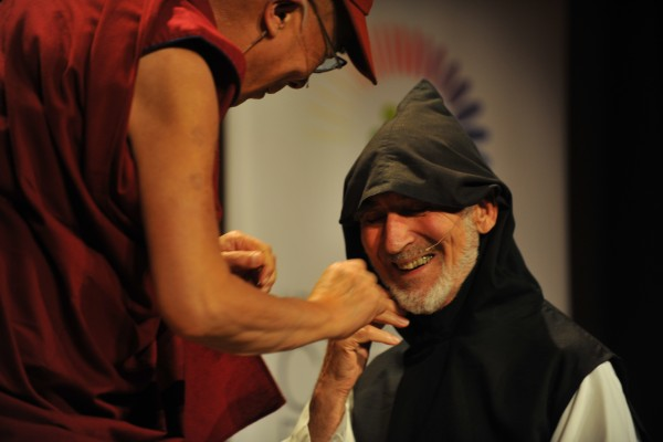 His Holiness the Dalai Lama & Br. David