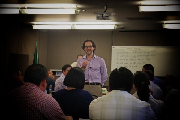 Transformative Leadership, Mexico city