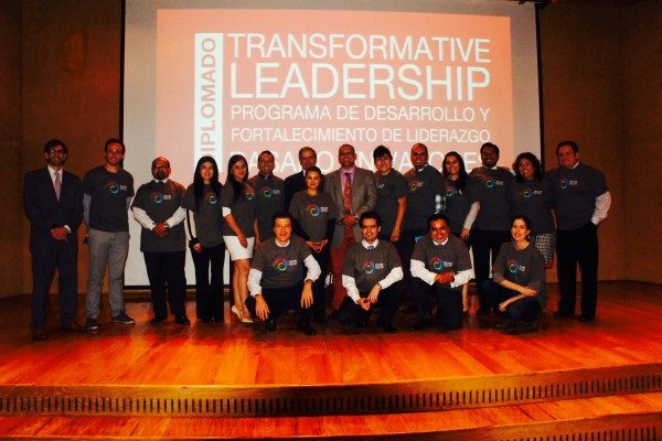 Some Participants from 2014 Transformative Leadership, Mexico-city