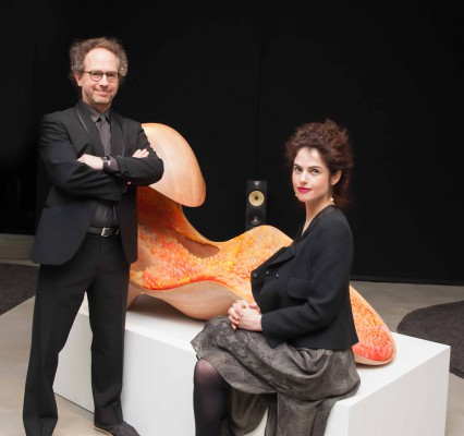 Tod Machover and Neri Oxman