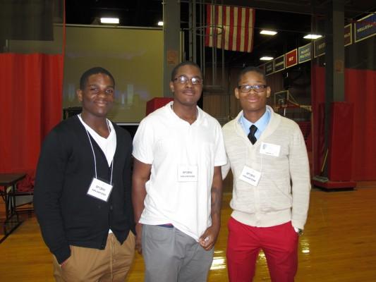 SPARK Youth Volunteers