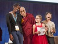 Change Makers for a Better World: Youth in Conversation with the Dalai Lama