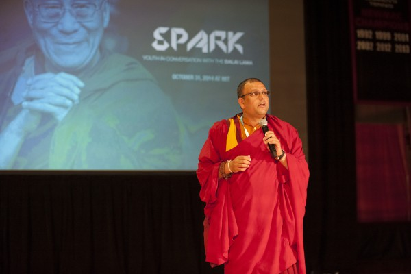 Venerabel Tenzin Priyadarshi, Founder of The Center at MIT