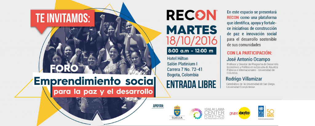 Foro Emprendimeinto Social Oct18th,2016-01-01